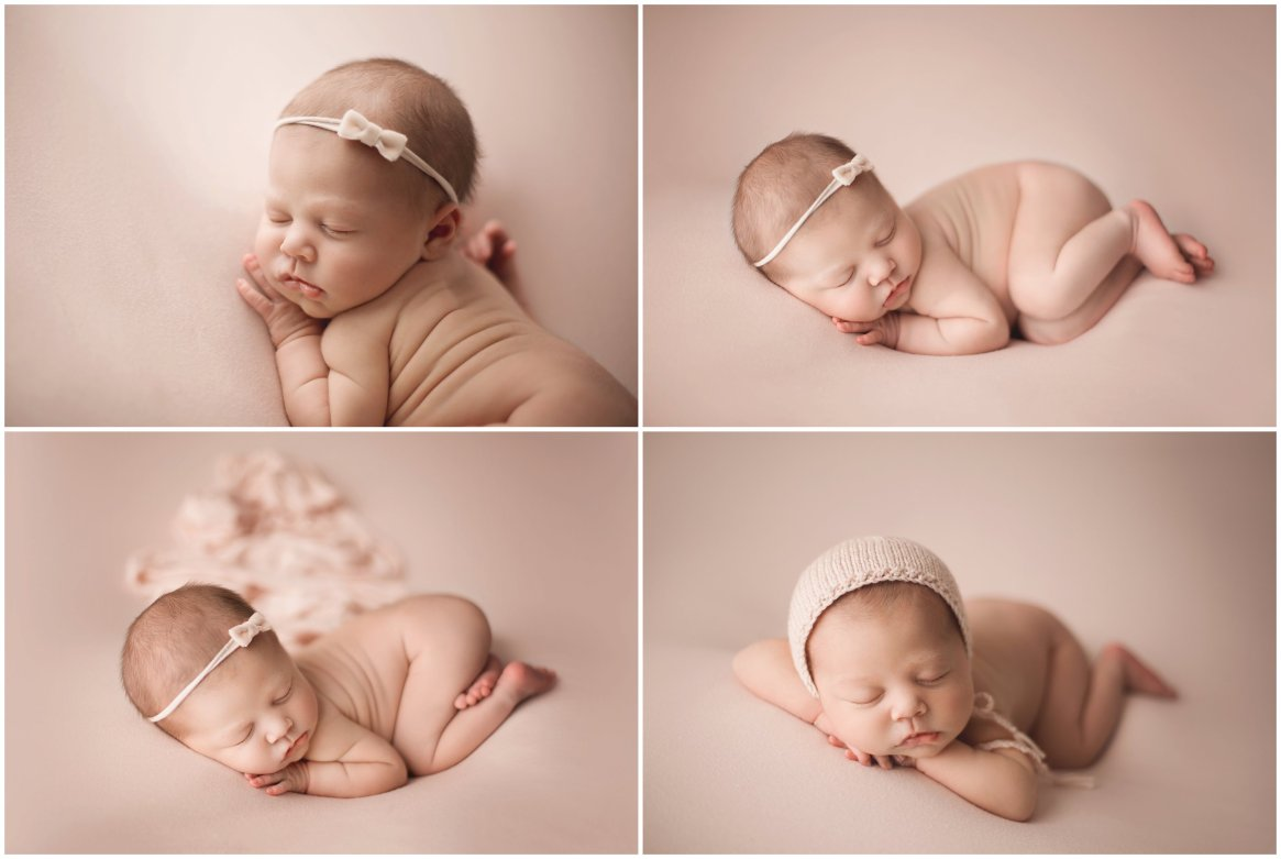 Gianna newborn Session