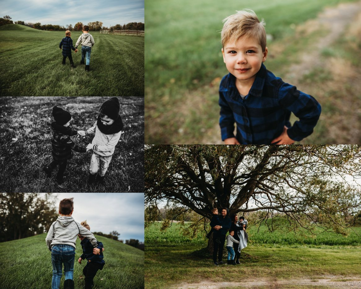 Buffalo NY Family Session