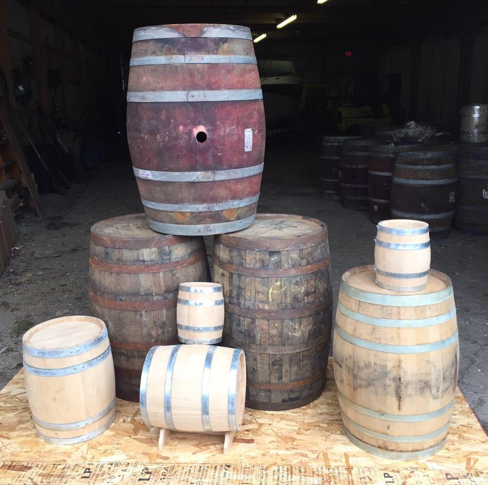 59 Gallon Napa Valley Wine Barrel  Buffalo Barrel Company
