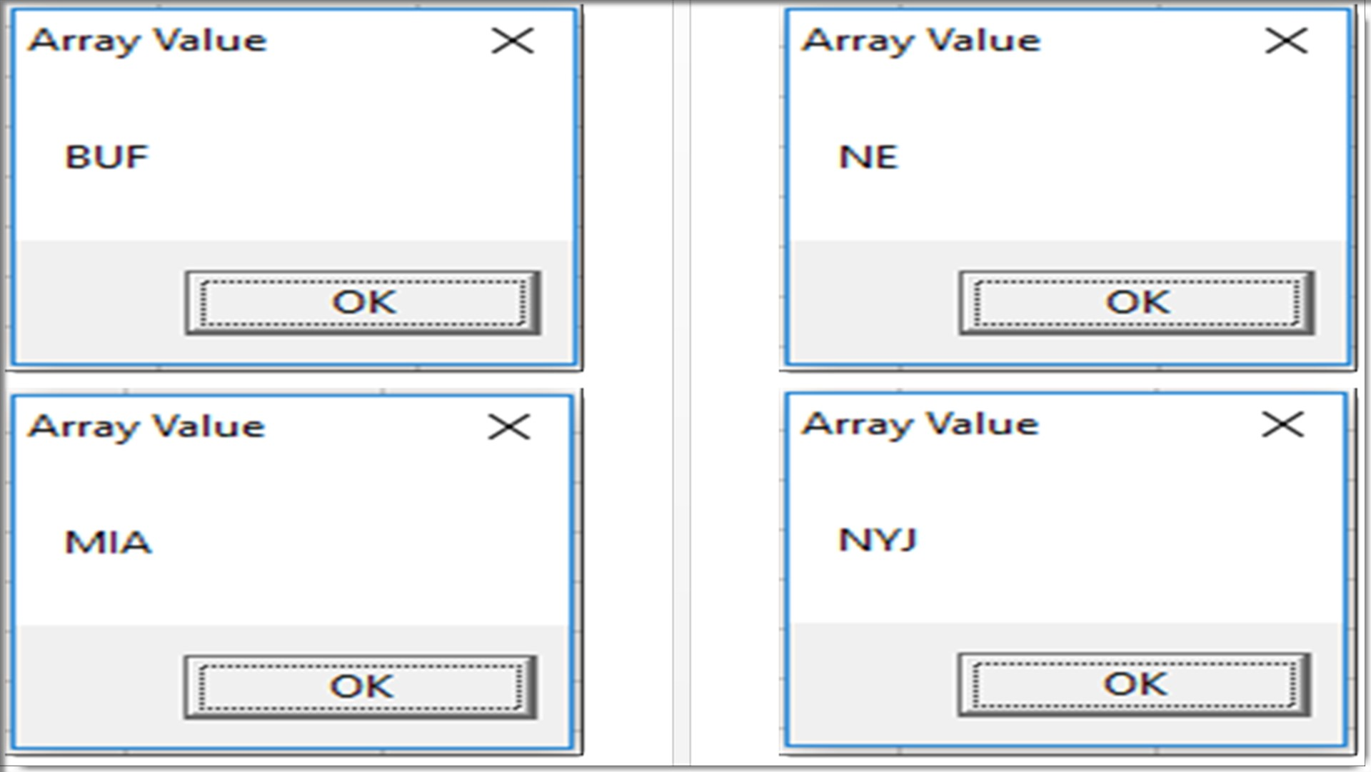 Loop Through Worksheets Vba