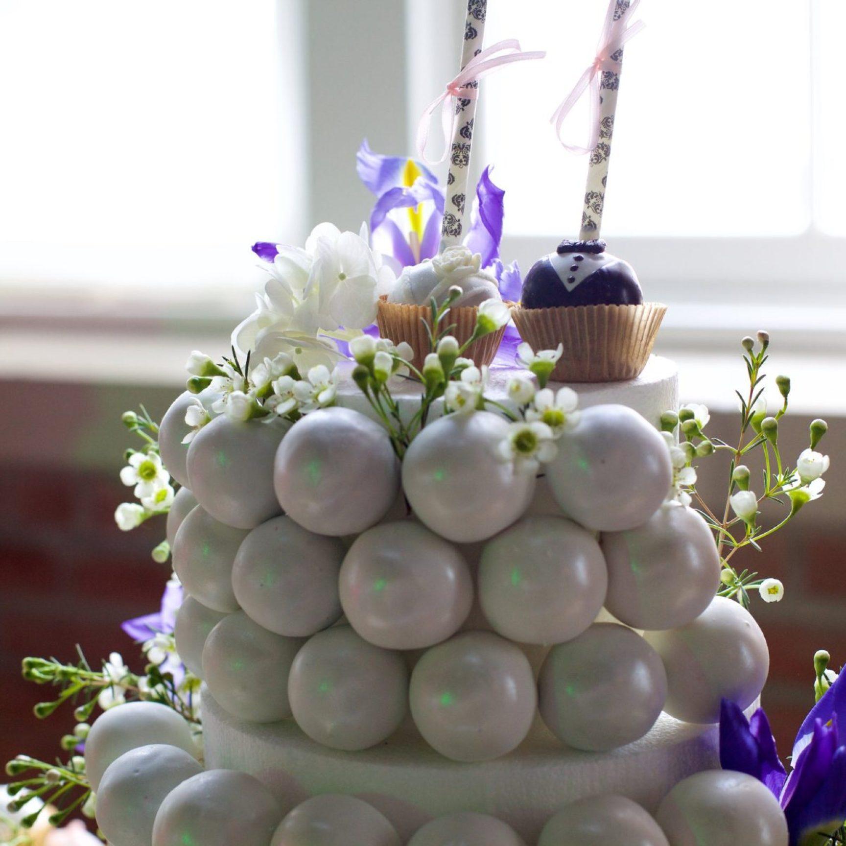 Buffalo Cake Pops Wedding Ideas