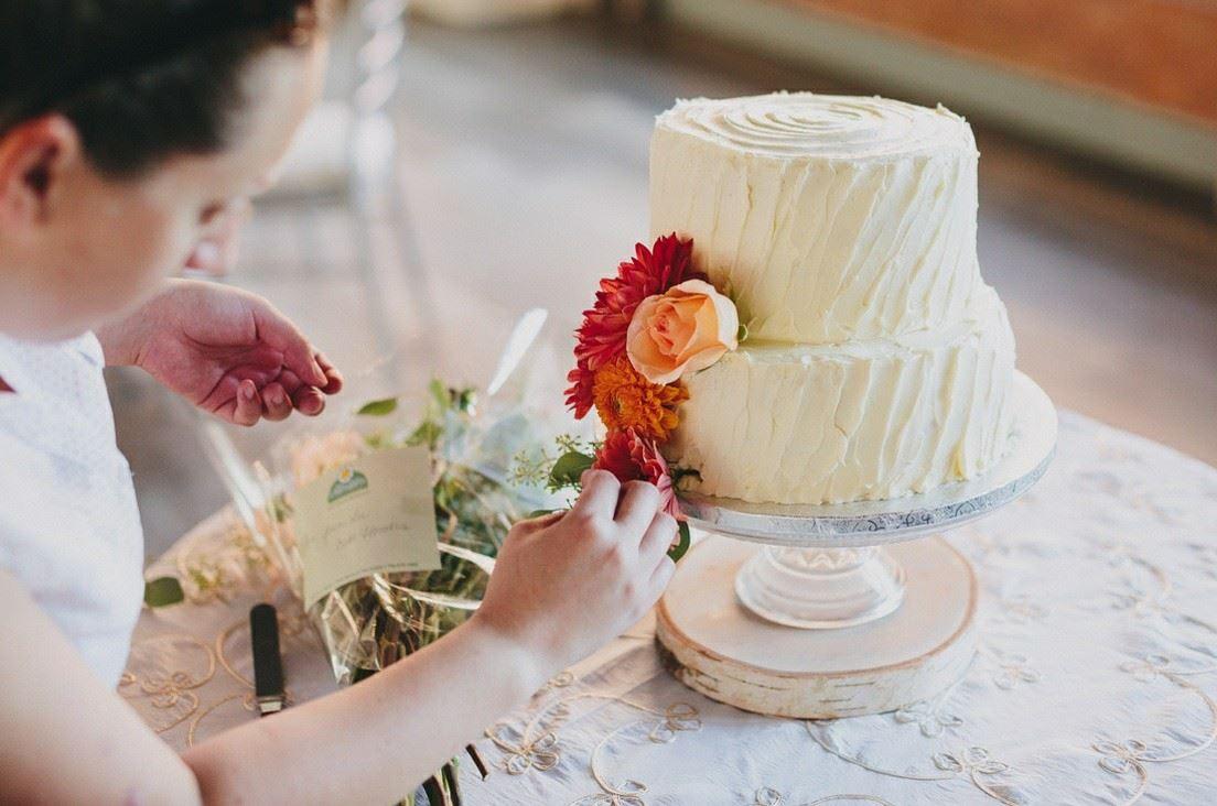 Wedding Cake, Buffalo NY