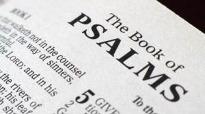 scriptures psalms to pray