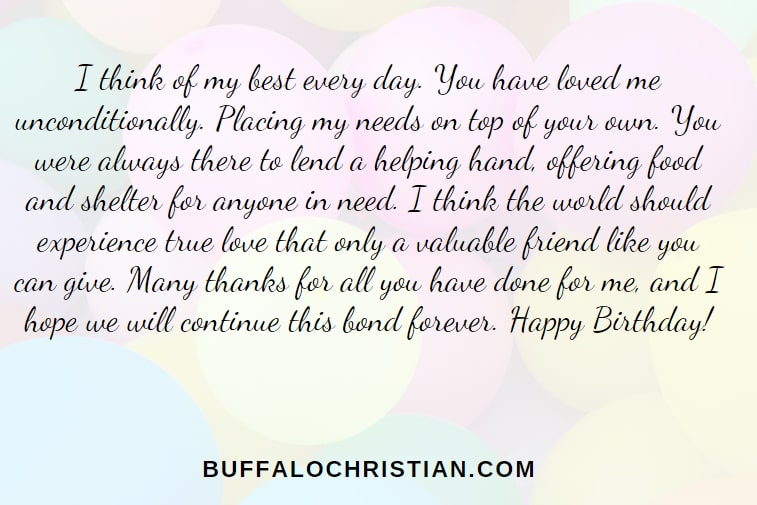 Christian Birthday Wishes for a Friend-min
