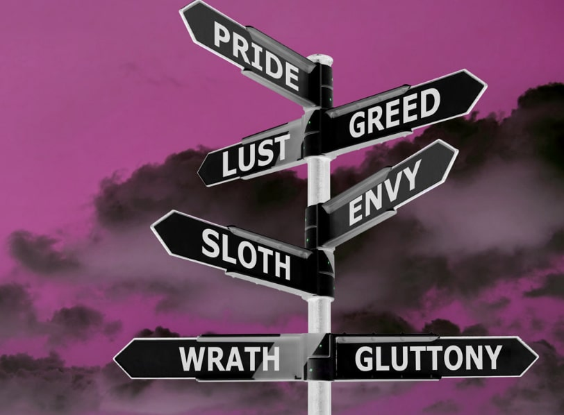What Are the Seven Deadly Sins in the Bible