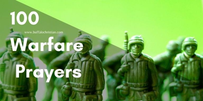 100 Warfare Prayers Against the Enemies of your Soul