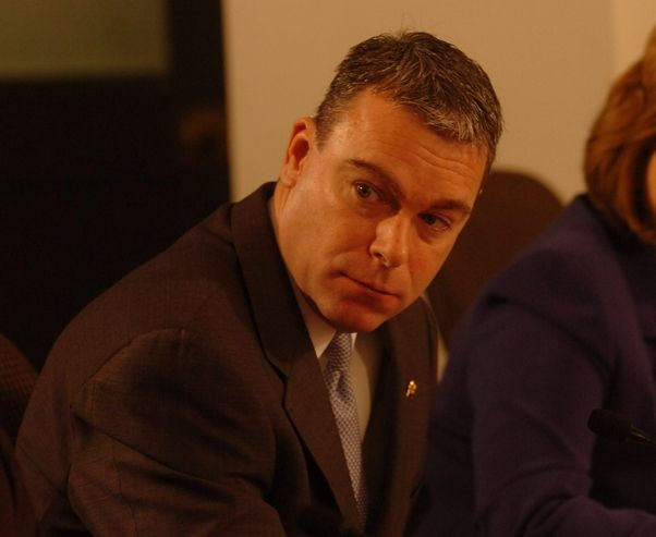 Former Deputy Mayor Steve Casey.