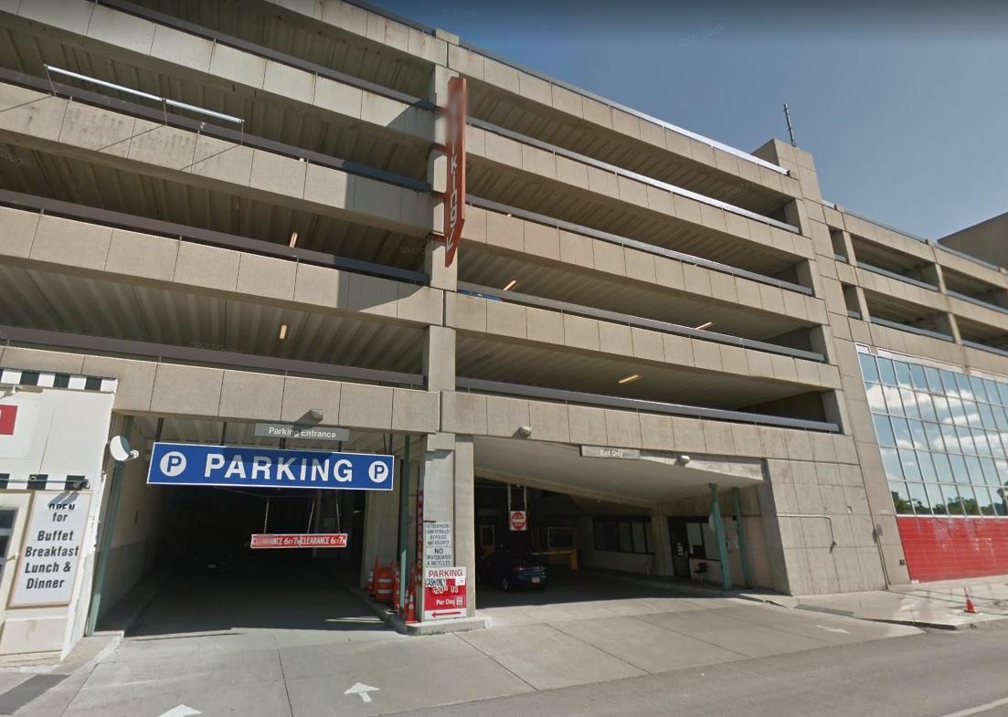 parkingramp