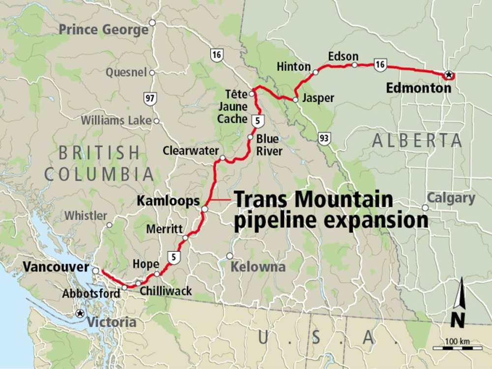 trans-mountain-pipeline-expansion-map