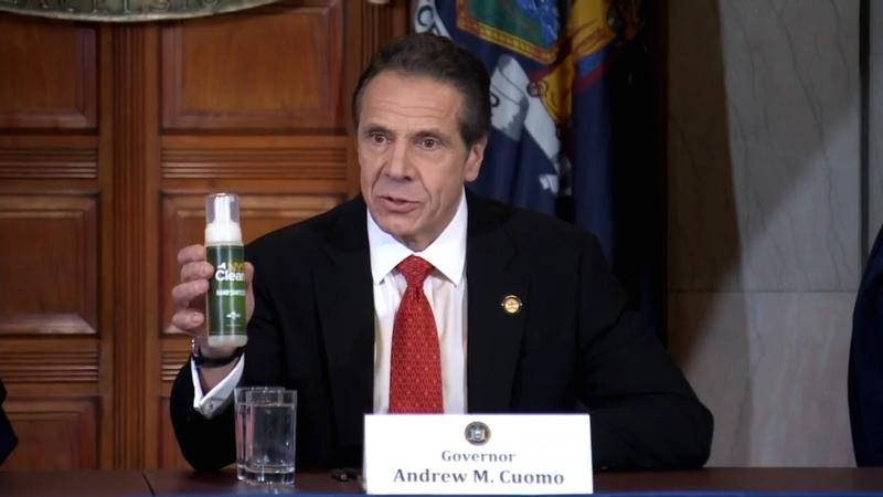 cuomo-hand-sanitizer