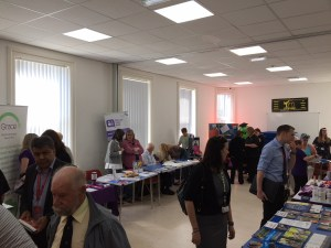 The Let's Talk Event at the Buffalo Community Centre 2018