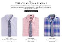 J.Crew Tie Cheat Sheet | Buffalo Dandy