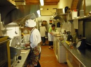 Cooking Class at Fattoria La Borga