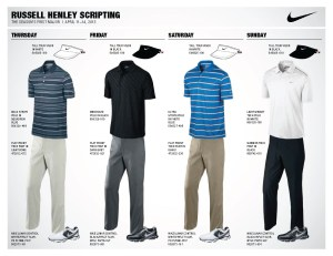 Russell Henley Scripting