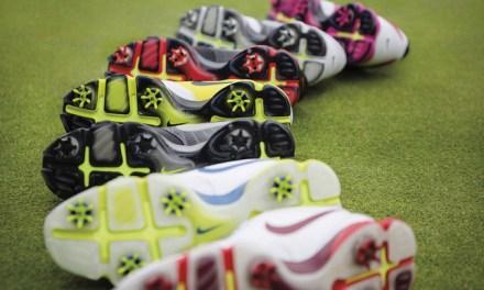 Press Release: Nike Lunar Control Golf Shoe