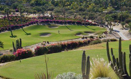 Golfing Land's End Along The Baja Sur Peninsula: Los Cabos, Mexico