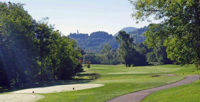 Asolo Golf Resort - Hole 1