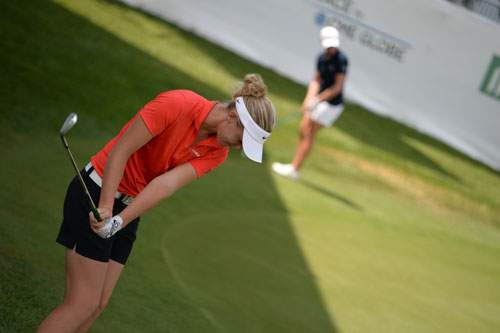 Tuesday At The Manulife Financial Classic