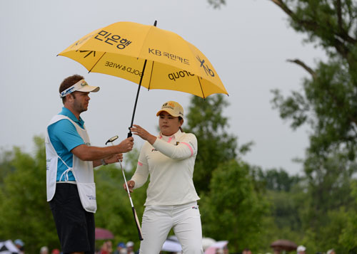 LPGA Manulife Financial Classic: Sunday Photo Finish