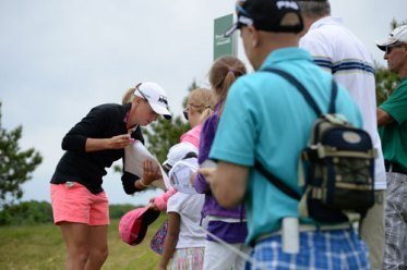 Stacy Lewis & Gallery