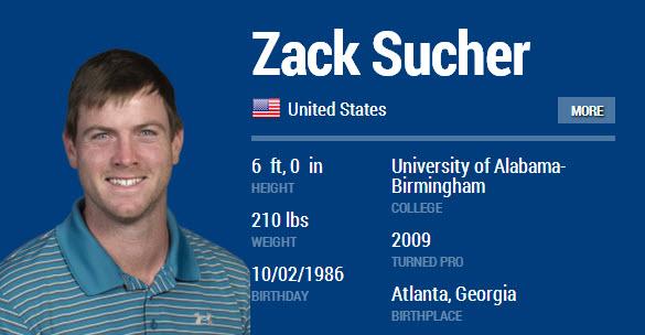 Zack Sucher Wins Web.comTour's Midwest Classic