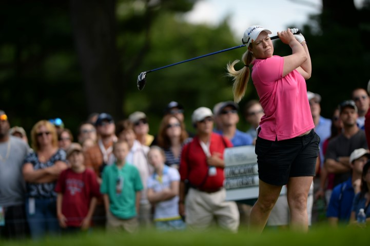 LPGA Championship: Sunday Interview with Brittany Lincicome