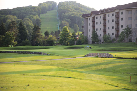 Summer Breakout: Holiday Valley Golf Club