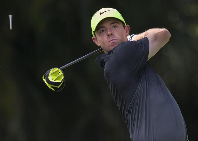 Press Release: McIlroy Debuts Nike Vapor Driver