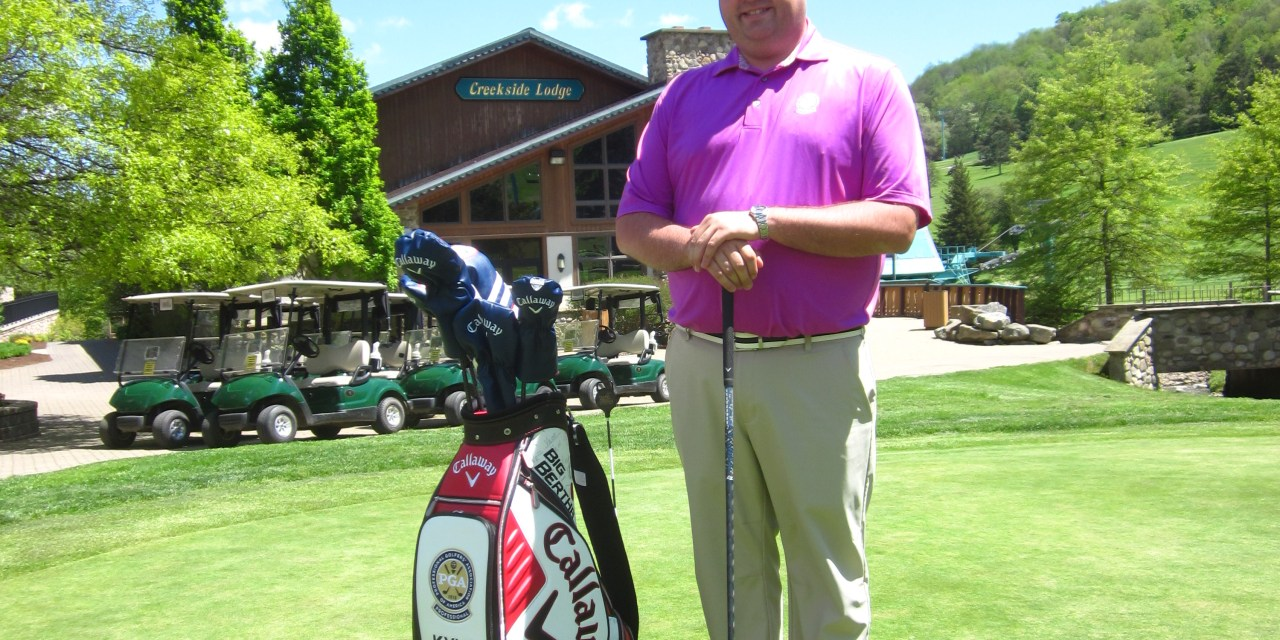 Release: Holiday Valley's Kyle Benish Wins Elkdale ProAm