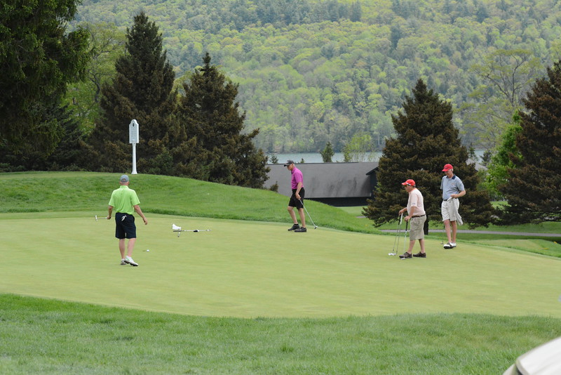 Buffalo District Claims Top Four Spots at NYSGA Four-Ball