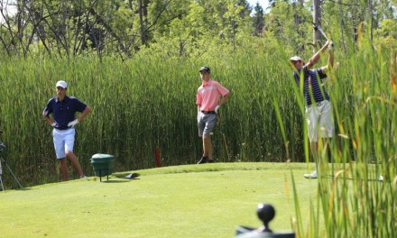 Championship Friday Arrives at International Junior Masters