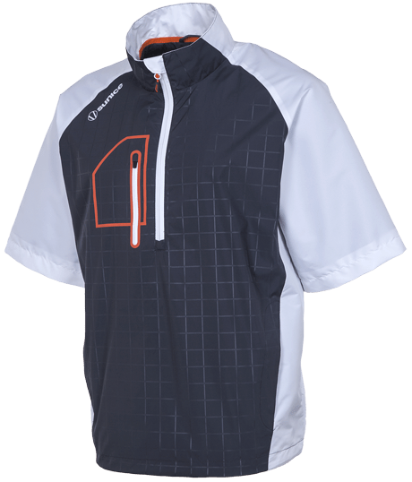Press Release: PGA Tour Professionals Comment-Sunice Webster Windshirt