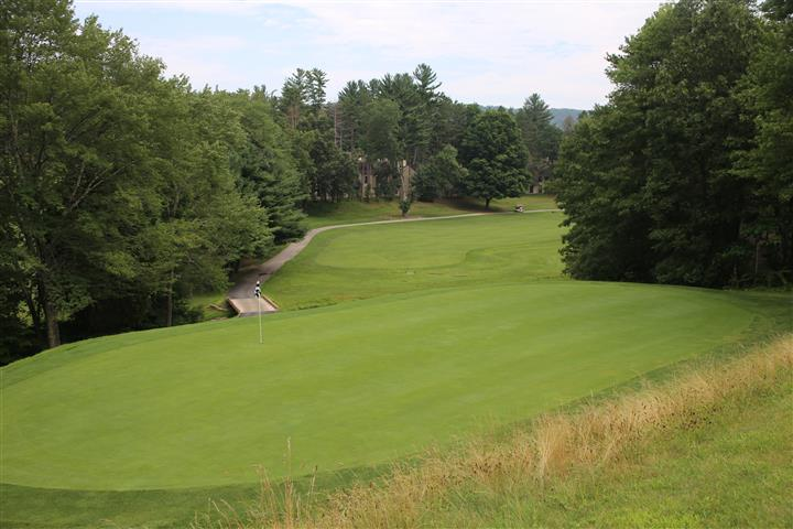 Fernwood Resort Course Review