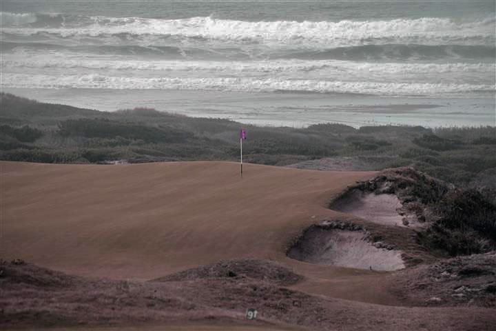 Eighteen 18s of the USA: Bandon Preserve and Sandpiper