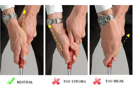 Tom's Featured Tip: Right Hand Action