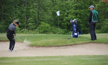 Lee Takes Lead in Round One at Women's Porter Cup
