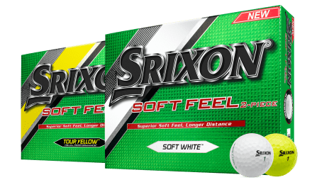 Press Release: Srixon Introduces New Soft Feel Golf Balls
