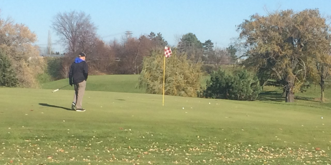 Postseason Round #3: Sheridan Park golf course