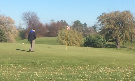 Postseason Round #3: Sheridan Park golf course