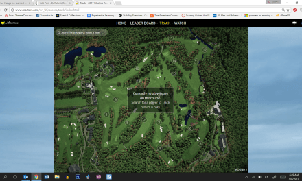 The Masters 2017: Halfway Reflections on the 81st Playing