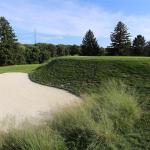 A glance at Forsgate Country Club-Banks course