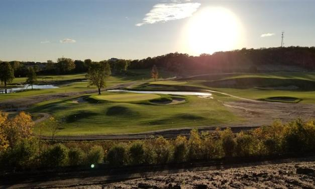 2018 Interview Series: Richard Mandell, golf course architect
