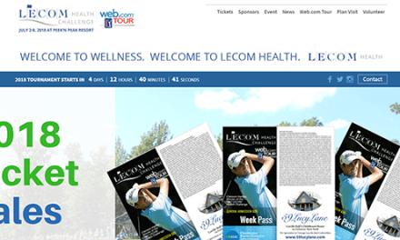 LECOM Health Challenge is 3 days away