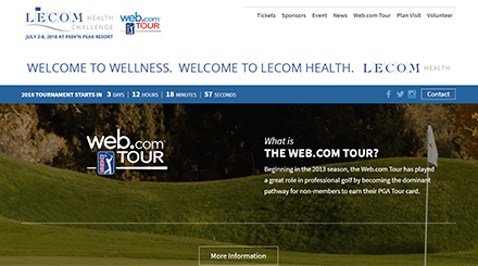 LECOM Health Challenge is nearly here
