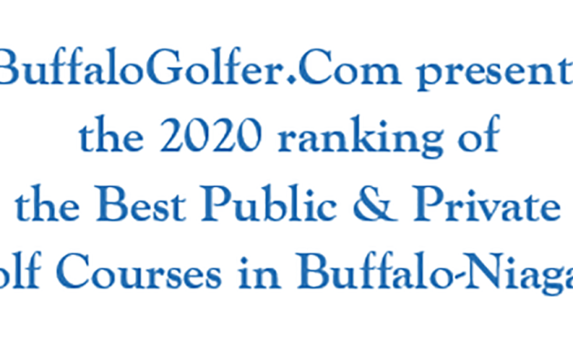Time to rank Buffalo-Niagara's best golf courses 2020: Stage Two