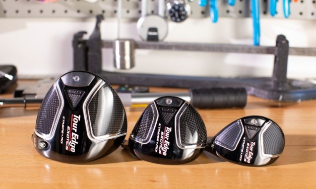 Press Release: Tour Edge Exotics 721 Metalwoods Part Three: Hybrids