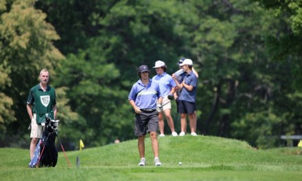 Reichert takes lead at 2021 Porter Cup