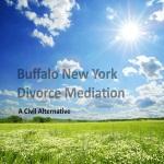 Buffalo NY Divorce Mediation