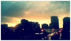 Storm at Sunset 2