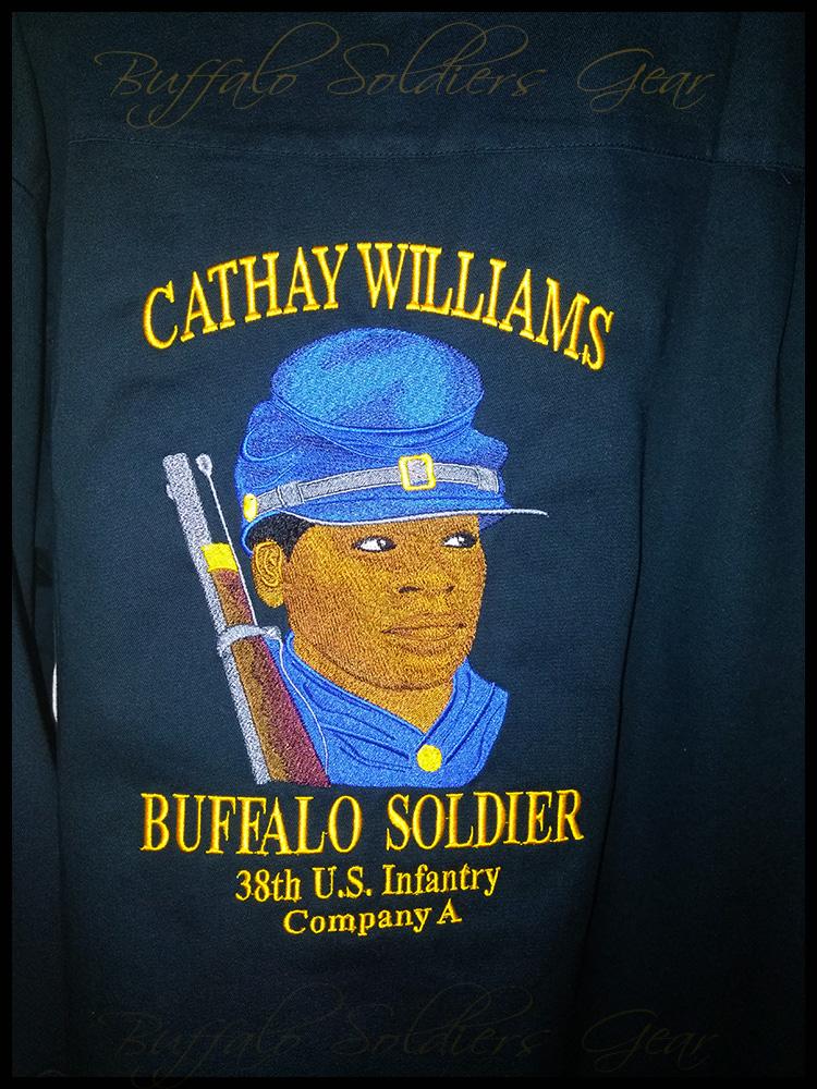 BSG honoring Cathay Williams